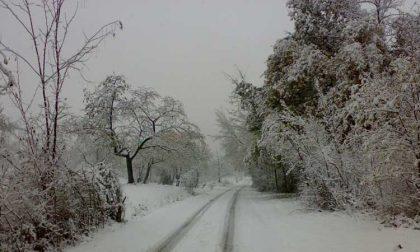 Allerta neve a Acqui Terme: scuole chiuse e treni cancellati