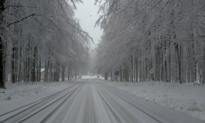 Scuole chiuse a Ovada per neve e ghiaccio