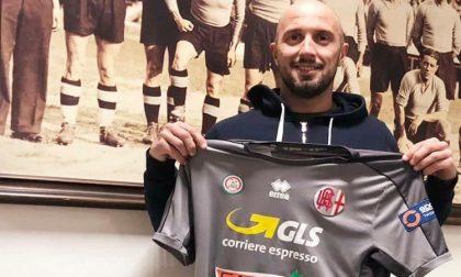 Alessandria Calcio: Claudio Coralli è il nuovo attaccante