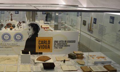 Carlo Vidua, dal Monferrato all'estremo Oriente: I SUOI VIAGGI IN MOSTRA