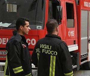 Esplosione di un'autocisterna a Novi Ligure