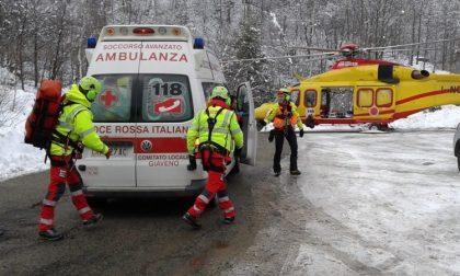 Sciatrice 13enne finisce fuori pista e muore