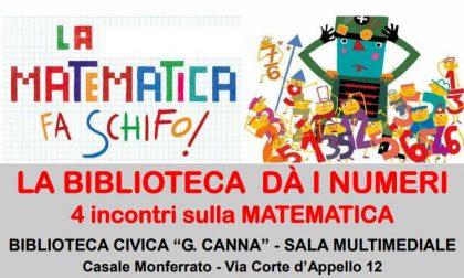"""""""La Biblioteca dà i numeri"""", conferenze sulla matematica"""