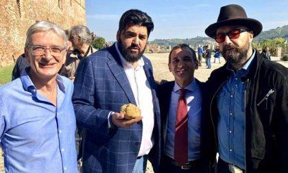 MasterChef nel maniero langarolo: vini e tartufi protagonisti della prova in esterna