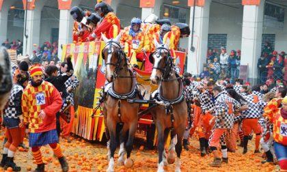 Storico Carnevale Ivrea, cominciata la gara
