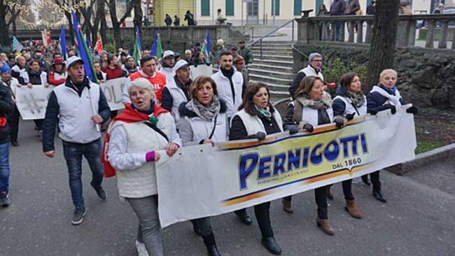 Pernigotti, oggi nuovo round al Ministero
