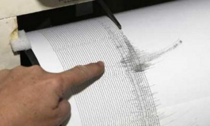 Scossa terremoto percepita nel nord del Piemonte