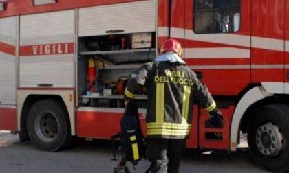 Casale Monferrato, donna muore in un incendio