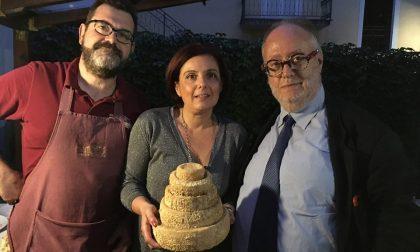 Edoardo Raspelli a Tortona per tutelare il Montebore
