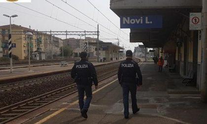 Doveva scontare ancora 10 mesi in carcere, arrestato sul treno