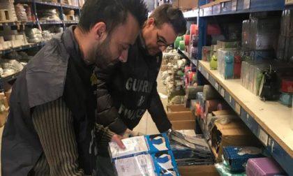 Dispositivi medici e articoli sanitari illegali scoperti a Settimo