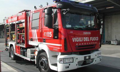 Principio di incendio su un treno tra Valenza e Alessandria