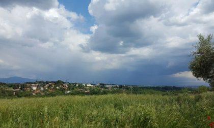 Previsioni meteo nell'Alessandrino: cieli molto nuvolosi