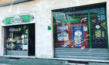 Apre a Novi il primo Cannabis Shop… accanto alla sede della Lega