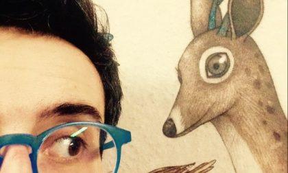 """Marco Somà è il """"Miglior illustratore dell'anno"""""""