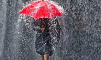 Meteo in provincia di Alessandria: oggi temporali, domani nubi sparse