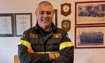 Nuovo Comandante dei Vigili del Fuoco di Alessandria