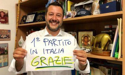 Elezioni Europee, le prime dichiarazioni di Salvini