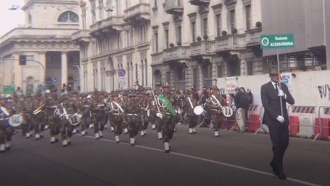 Adunata Alpini Milano 2019: anche Alessandria sfila con i 500mila VIDEO