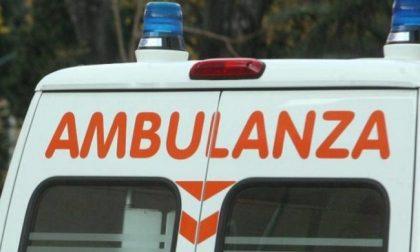 Incidente a Castellazzo, grave motociclista
