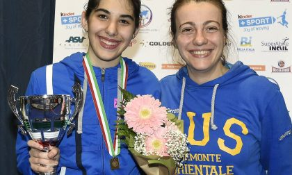 Scherma: ottimo risultato per la spadista Sara Aramini di Alessandria