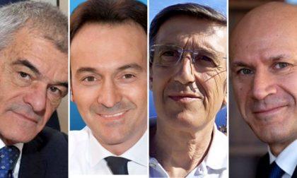 Elezioni regionali in Piemonte: ecco i candidati