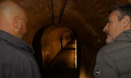 Nuova puntata: la Galleria di Mina e il Forte Montecchio