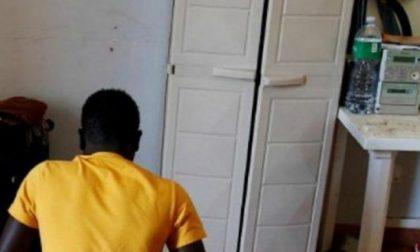 Migrante viaggia in container dall'Africa ad Alessandria