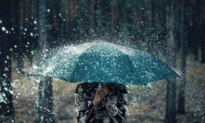 Pioggia no-stop fino a lunedì: previsioni disastrose per il weekend