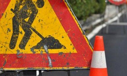 Vercelli-Casale: disagi al traffico per una buca