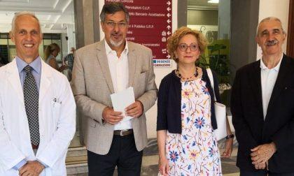 Assessore alla Sanità in visita all'ospedale di Novi Ligure