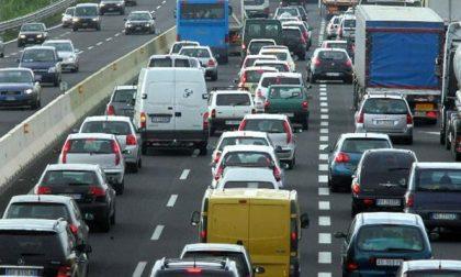 Autostrada A4 chiusa fino alle 16 tra Bergamo e Brescia