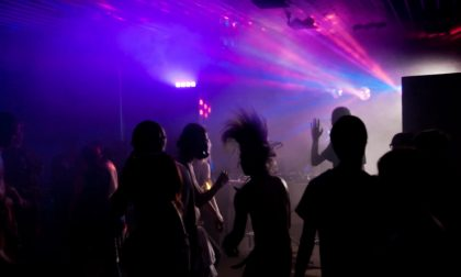 1.500 giovani provenienti da Italia, Francia e Spagna al rave party di Terranova