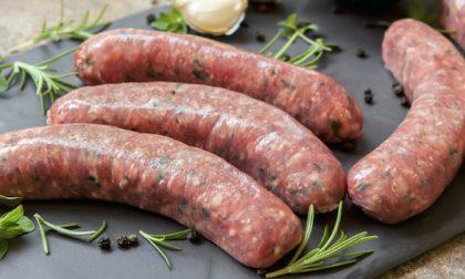 Salsicce ritirate: rischio salmonella