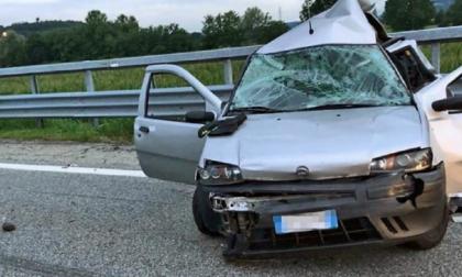 Mamma di 33 anni muore in un incidente sull'autostrada