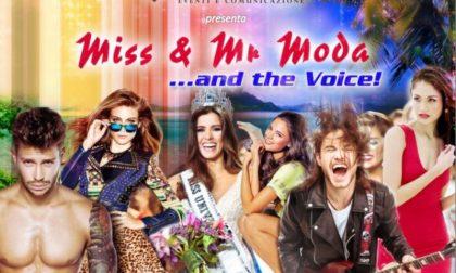 "Summer Fashion Night: arriva il contest ""Miss & Mr Moda.... and The Voice"""