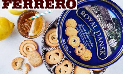 La Ferrero acquista i biscotti Kelsen, famosissimi dolcetti nella scatola di latta blu