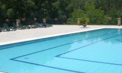 Carabiniere salva bambina in piscina