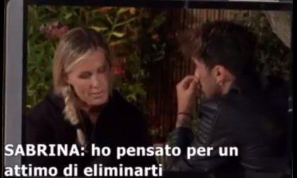 Temptation Island: la coppia saluzzese ieri su Canale 5