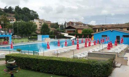 Indagato un autotrasportatore di Alessandria per nube tossica in piscina a Casteggio