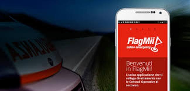 Boom di download per la app del 112 che può salvarti la vita. In Piemonte è attiva FlagMii