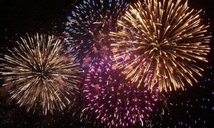 Fuoco d'artificio inesploso è allarme a Castelnuovo Scrivia