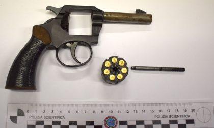 Revolver con matricola abrasa: arrestato 37enne
