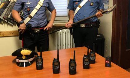 Furti in case di riposo e ricettazione: cinque persone arrestate, uno è di Alessandria