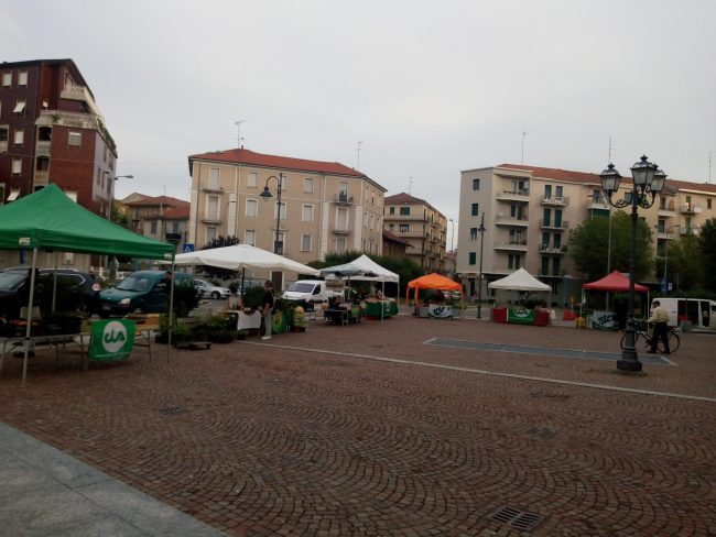 Borgo Città Nuova: in Pista aperto il nuovo mercato agricolo