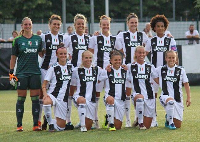Juventus-Barcellona ad Alessandria è Champions femminile, tutto esaurito