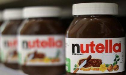 Boom di vendite di Nutella durante il lockdown