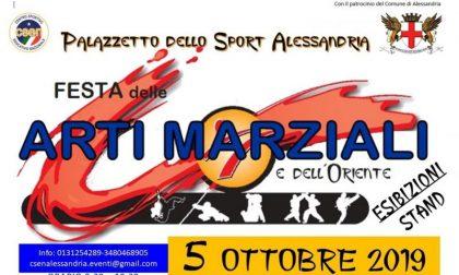 Festa arti marziali, Alessandria si veste d'Oriente