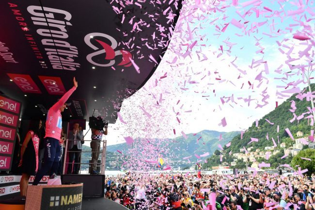 Giro d'Italia 2020, le ultime pedalate parleranno piemontese
