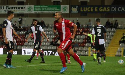 Juventus U23-Monza, tutto si compie nei primi minuti e i bianconeri non recuperano più